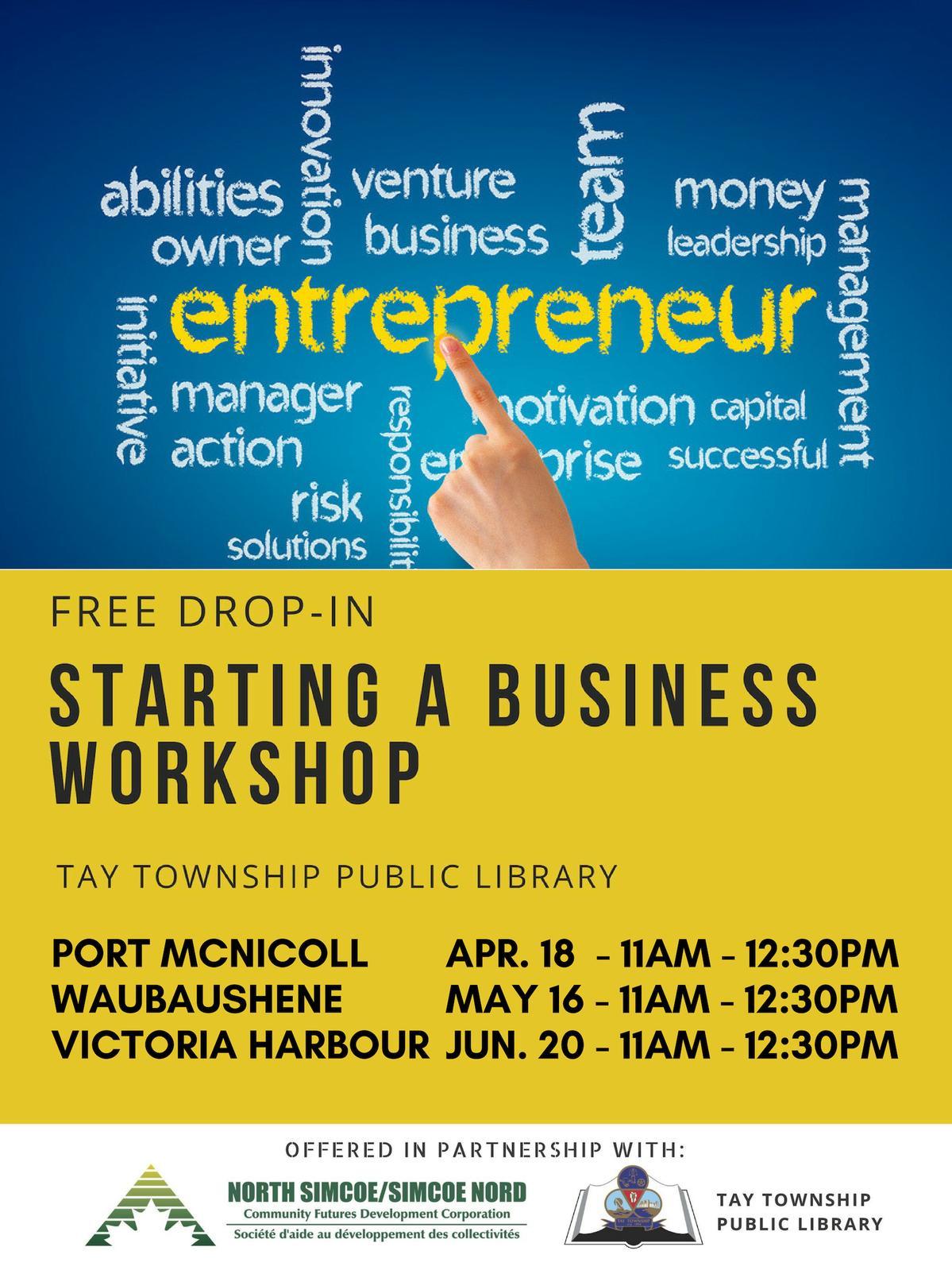Starting a Business Workshop