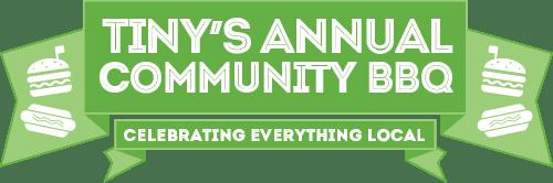 Tiny's Annual Community BBQ