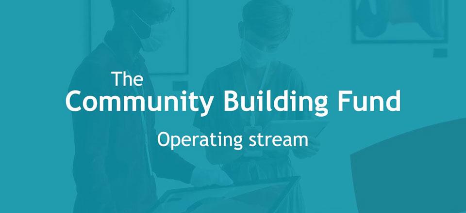 Ontario Community Building Fund