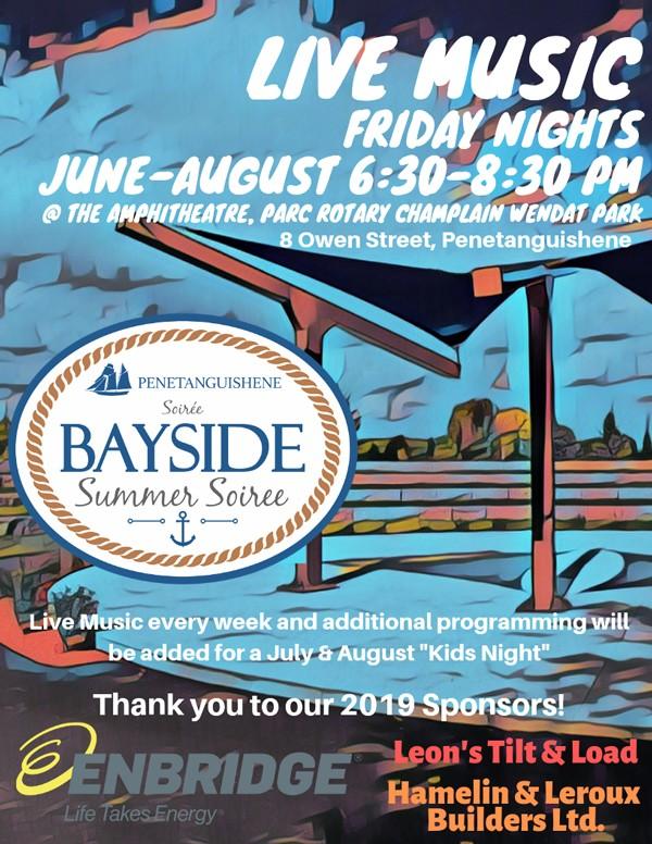 Bayside 2019 Poster