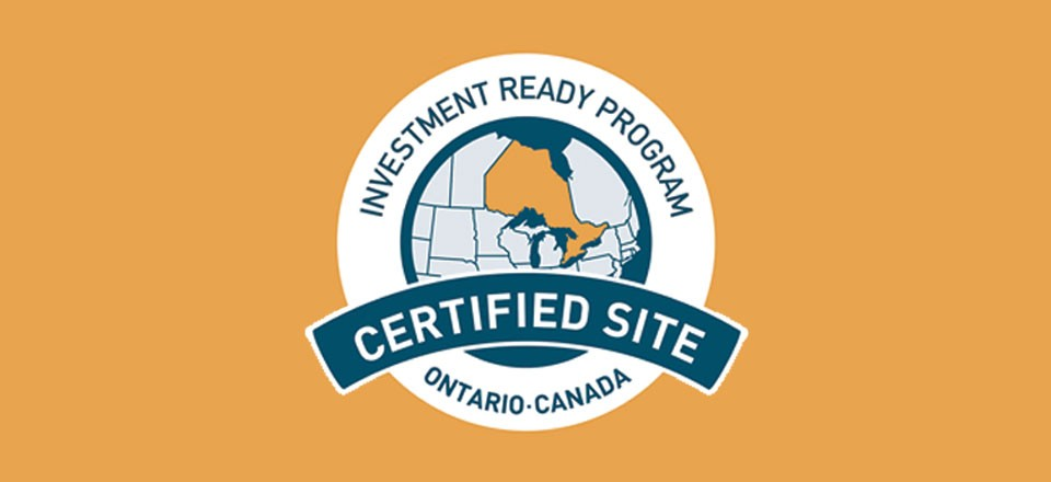 Investment Ready: Certified Site designation for industrial property intake open for financial support
