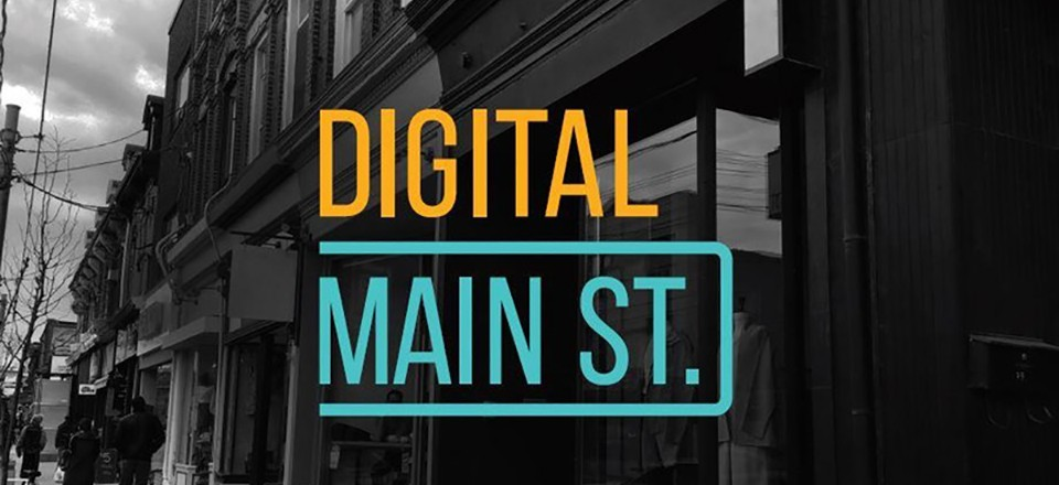 New Digital Transformation Grant program provides grants for main street businesses to embrace technology
