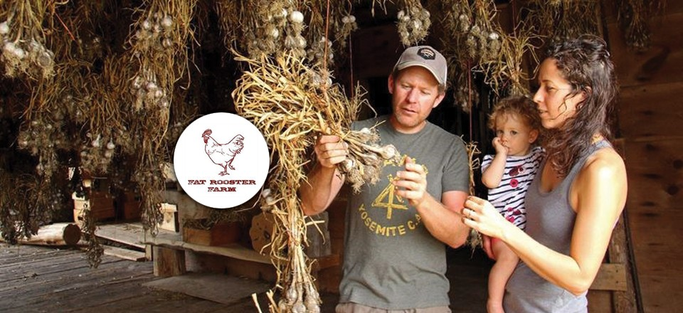 Victoria Harbour garlic farm gets organic certification