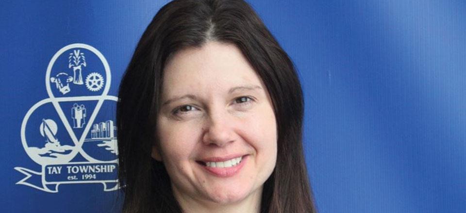 Tay Township promotes Lindsay Barron to CAO