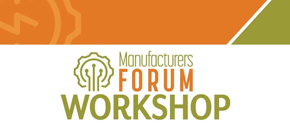 County of Simcoe Manufacturers' Forum Workshop