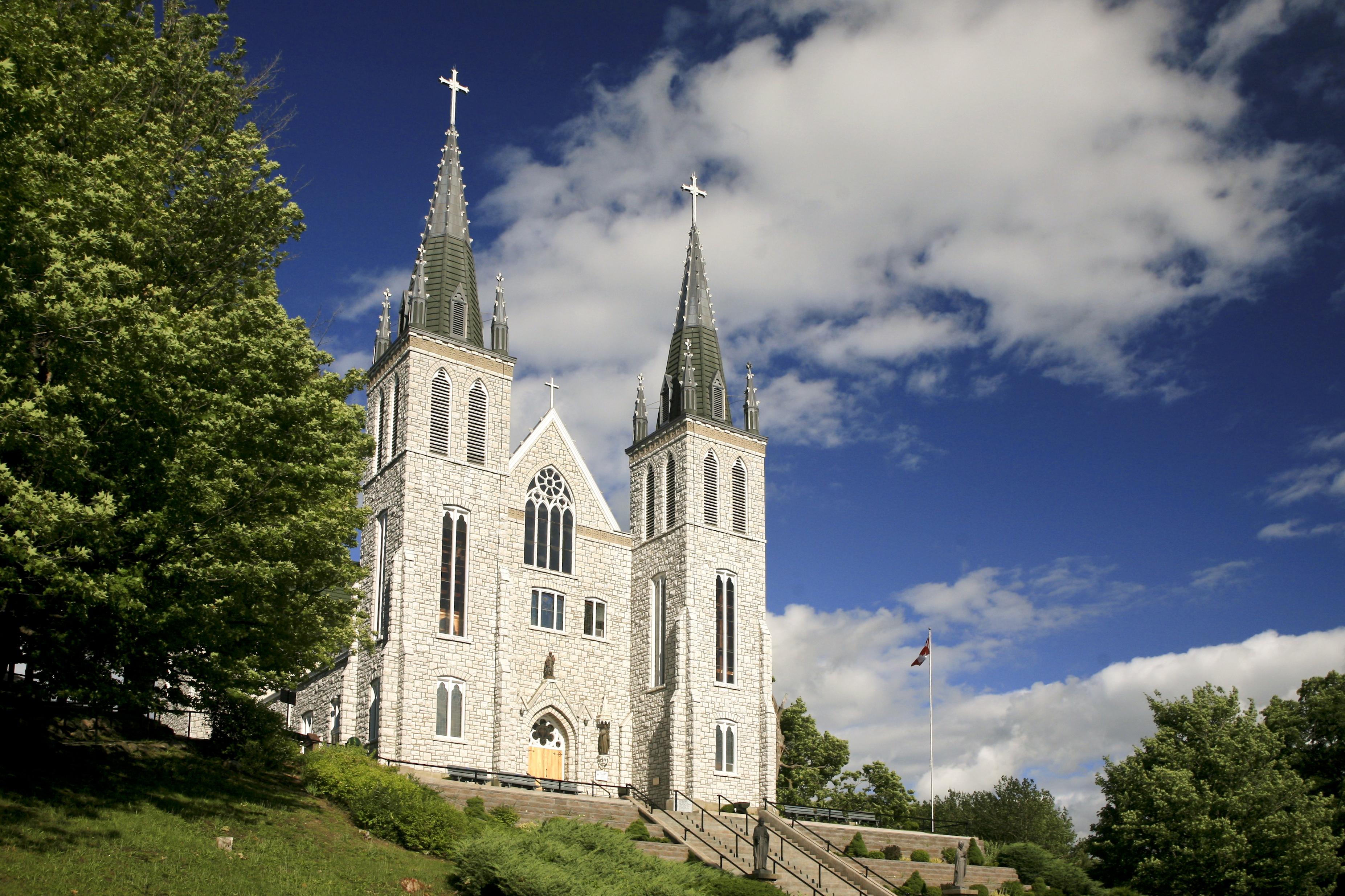 Martyr's Shrine, Midland, Canada
