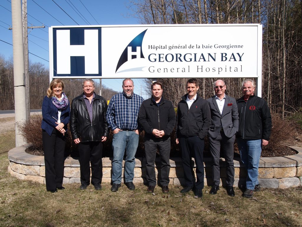 North Simcoe Car Dealers and GBGH Foundation