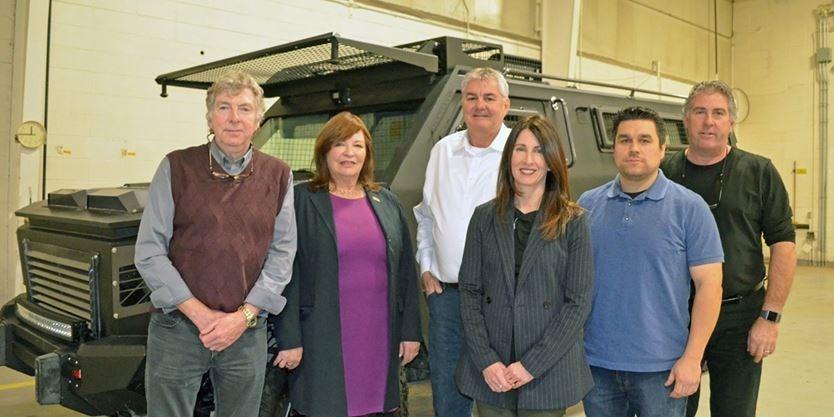 EDCNS at Streit Manufacturing