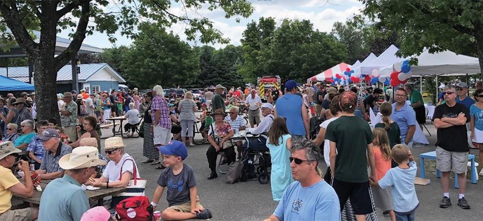 Tiny Township Community BBQ 2018