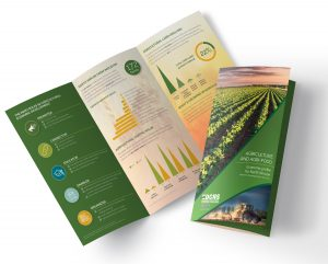 Agribusiness brochure image