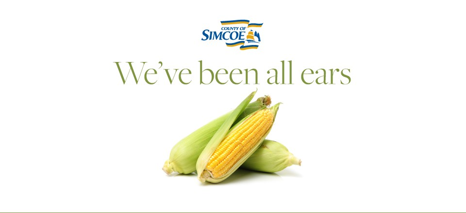 County of Simcoe's agriculture and agri-food survey results are in!