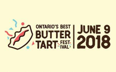 ORHMA'S People's Choice Award Winner: Midland Butter Tart Festival