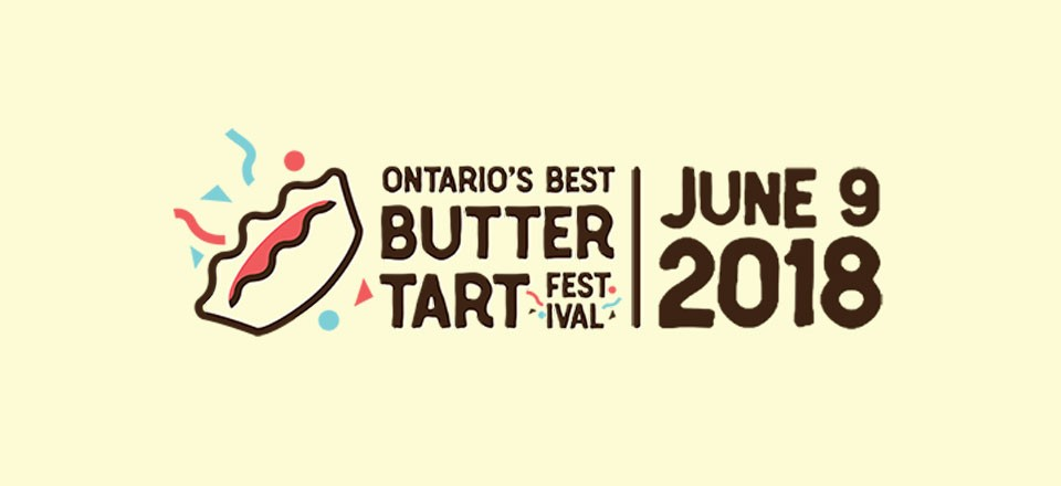 ORHMA'S People's Choice Award Winner: Midland Butter Tart Festival