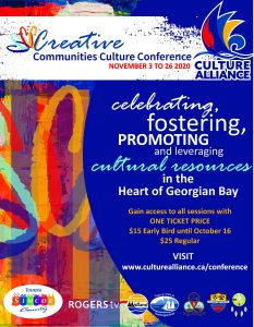 Creative Communities Culture Conference