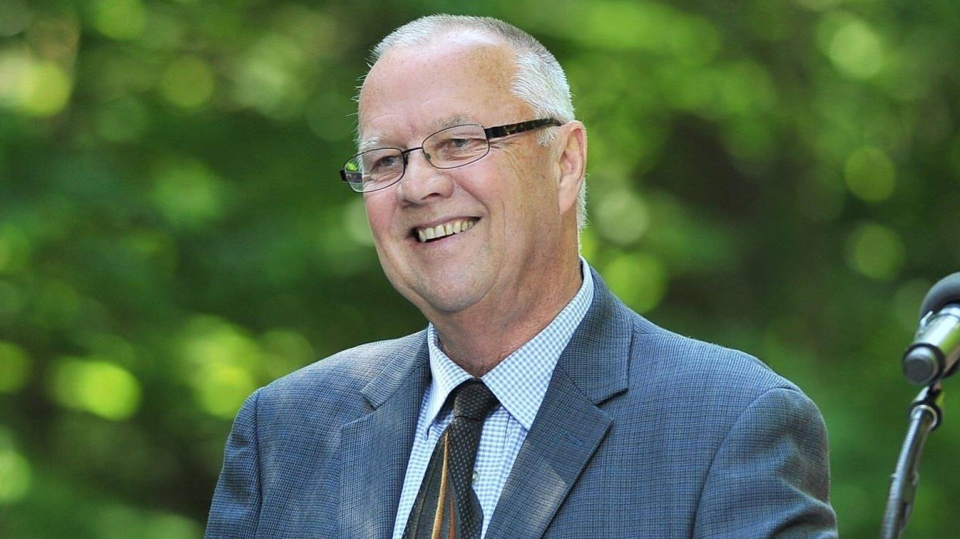 Simcoe County Warden Gerry Marshall says his focus will be on economic development
