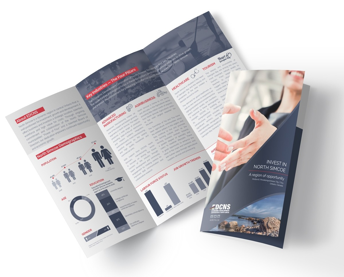 Invest in North Simcoe Brochure