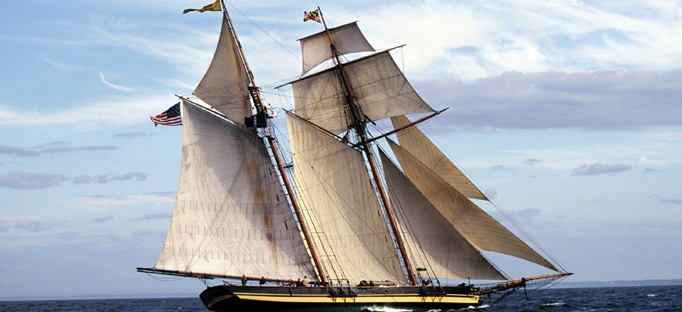 Five unique tall ships will be sailing into Midland August 9-11