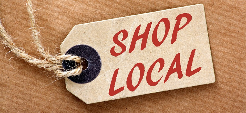 Shopping locally, supporting small businesses 'more important now than ever'