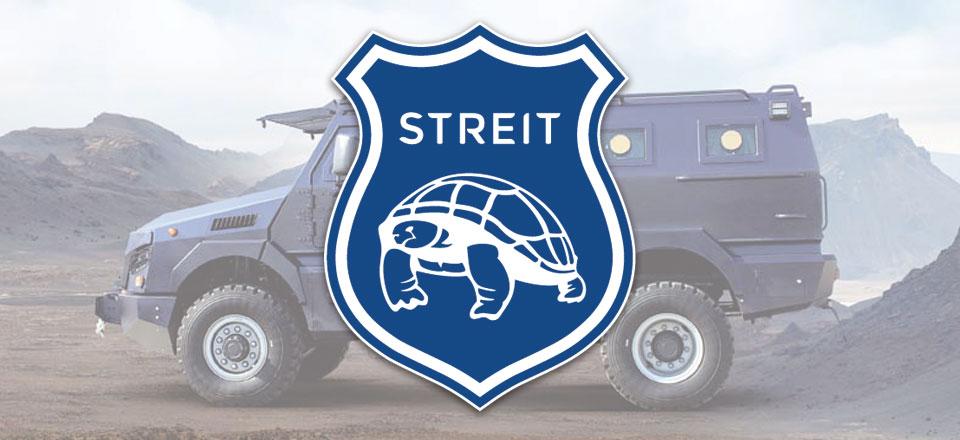 Streit Manufacturing's Gladiator