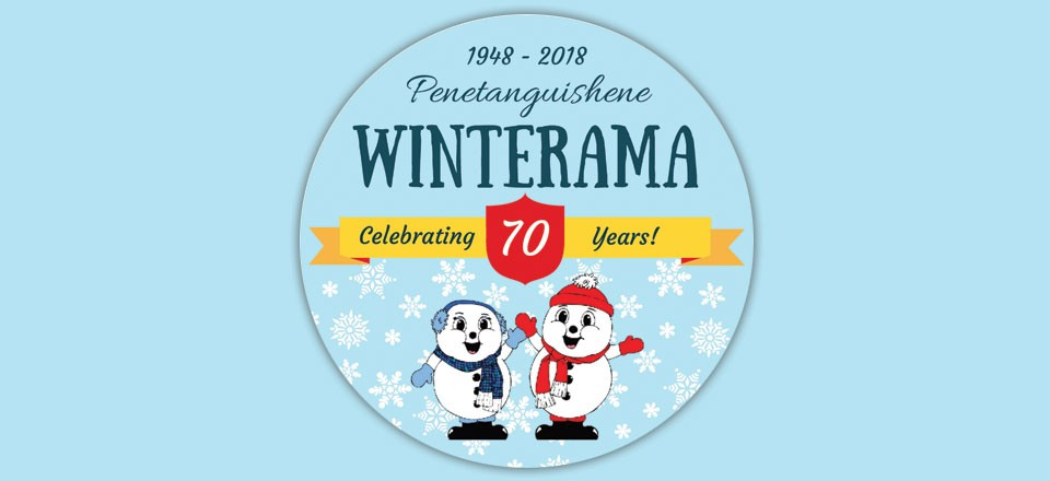 2018 Winterama Kick-Off with Mayor Gerry Marshall at SKATE TRAIL!