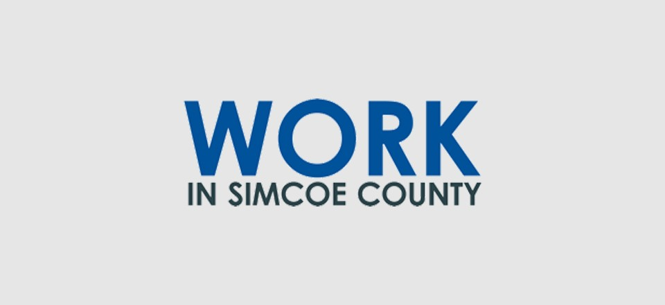 County of Simcoe and area partners launch new job portal WorkinSimcoeCounty.ca
